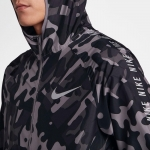Куртка мужская Nike Essential Running Flash GFX Hooded Jacket